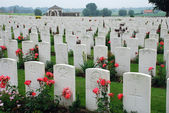 Tyne Cot — Stock Photo