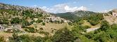 Panorama Verdon region (Provence) — Стоковое фото