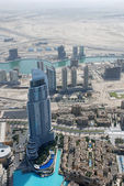 Downtown Dubai — Stock Photo