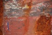 Paslı metal — Stok fotoğraf