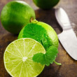Caipirinha and Mojito accessories — Stock Photo