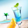 Beach Cocktail — Stock Photo