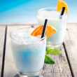 Royalty-Free Stock Photo: Swimming Pool Cocktail