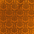 Heavy Brocade Fabric Background — Stock Photo