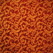 Heavy Brocade Fabric Background - Stock Photo