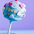 Royalty-Free Stock Photo: A decorative cakepop