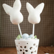 Happy Easter Cake pops — Stock Photo