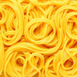 Coiled Spaghetti Pasta — Stock Photo