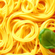 Spaghetti Texture Background — Stock Photo