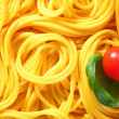 Stock Photo: Spaghetti Texture Background