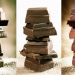 Choc Tower — Stock Photo