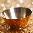 Empty Silver Bowl - Photo