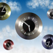 Clocks — Stock Photo #10379601