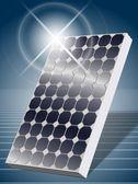 Solar panel — Foto de Stock