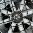 Industrial ventilation fan — Stock Photo #9288862