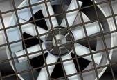 Industrial ventilation fan — Stock Photo