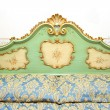Baroque bed detail — Stock Photo #10232938