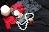 Romantische blumen — Stockfoto