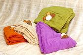 Cobertores — Fotografia Stock