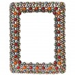 Stock Photo: Jewelled frame