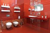 Bagno rosso — Foto Stock