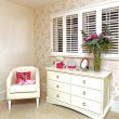 Girly room corner — Stock Photo #9192171