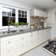 Large kitchen — Stock Photo #9374082