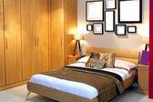 Detail bedroom — Stock Photo