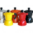 Stock Photo: Coffee pots