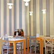 Small cafe — Stock Photo #9664827
