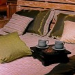 Etno bedding - Foto Stock