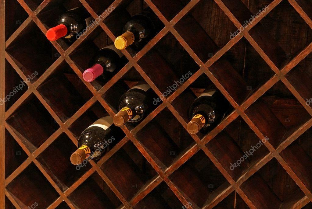 Полки для бутылок