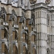 Stock Photo: Medieval architecture detail
