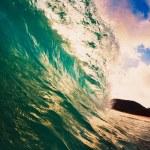 Sunset Wave — Stock Photo