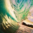 Sunset Wave — Stock Photo #10458635