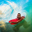 In the Barrel — Stock Photo #10458648