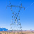Electric Power Transmission Lines — Stock Photo #8450486