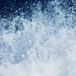 Stock Photo: Wave Splash