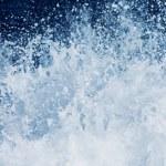 Wave Splash — Stock Photo