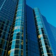 Stock Photo: Tall Modern Office Buildings