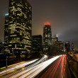 Urban City at Night — Stock Photo #8453721