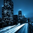Stock Photo: UrbCity at Night
