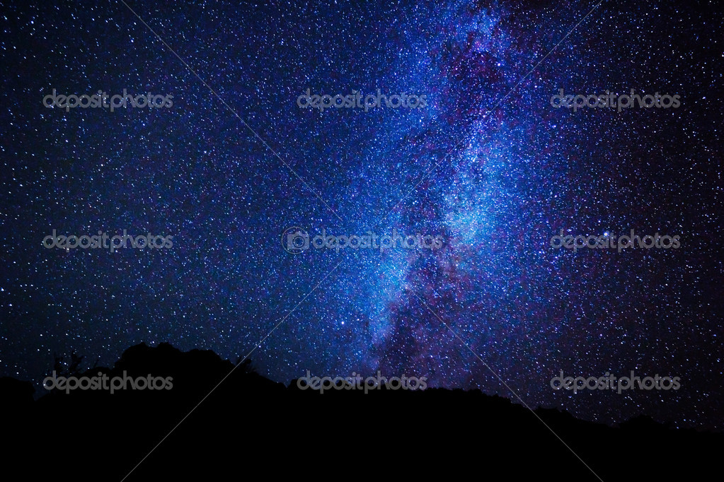 Night Sky Stars Milky Way Stars in The Night Sky Milky