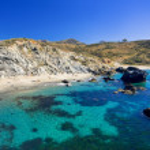 Beautiful Beach on Catalina Island — Stock Photo #8473411