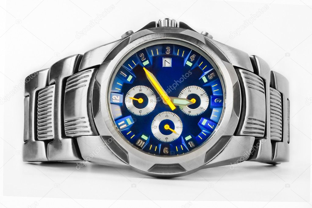 Fancy Wrist Watch  Stock Photo #8471280