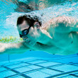 Swimming — Stock Photo #8615904
