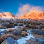 Mountain Sunrise — Stock Photo #8616154