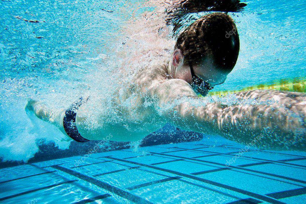 Фото купания в бассейне 8 фотография