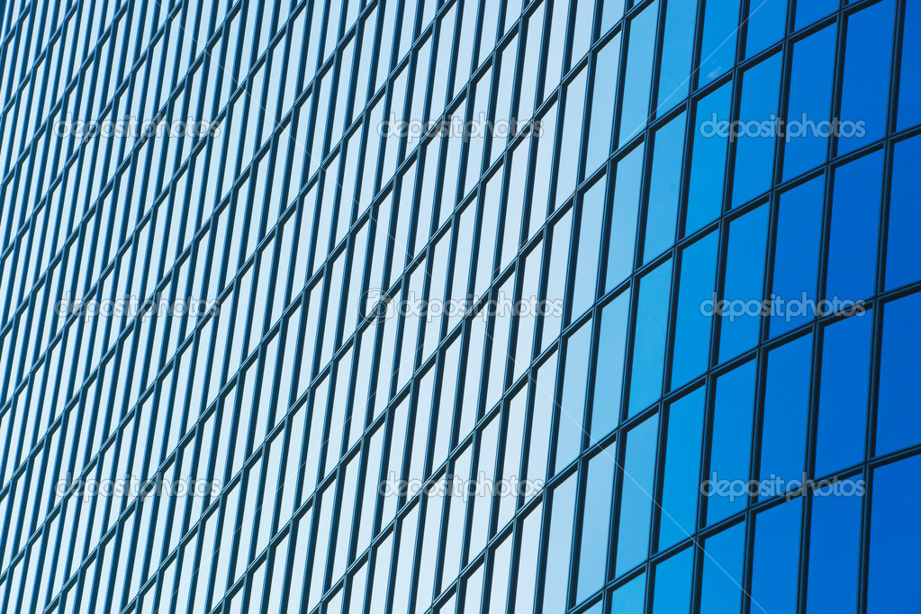 Abstract Detail of Modern Urban Architecture  Stock Photo #8818599