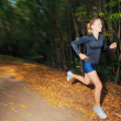 Runner — Stock Photo #9614878